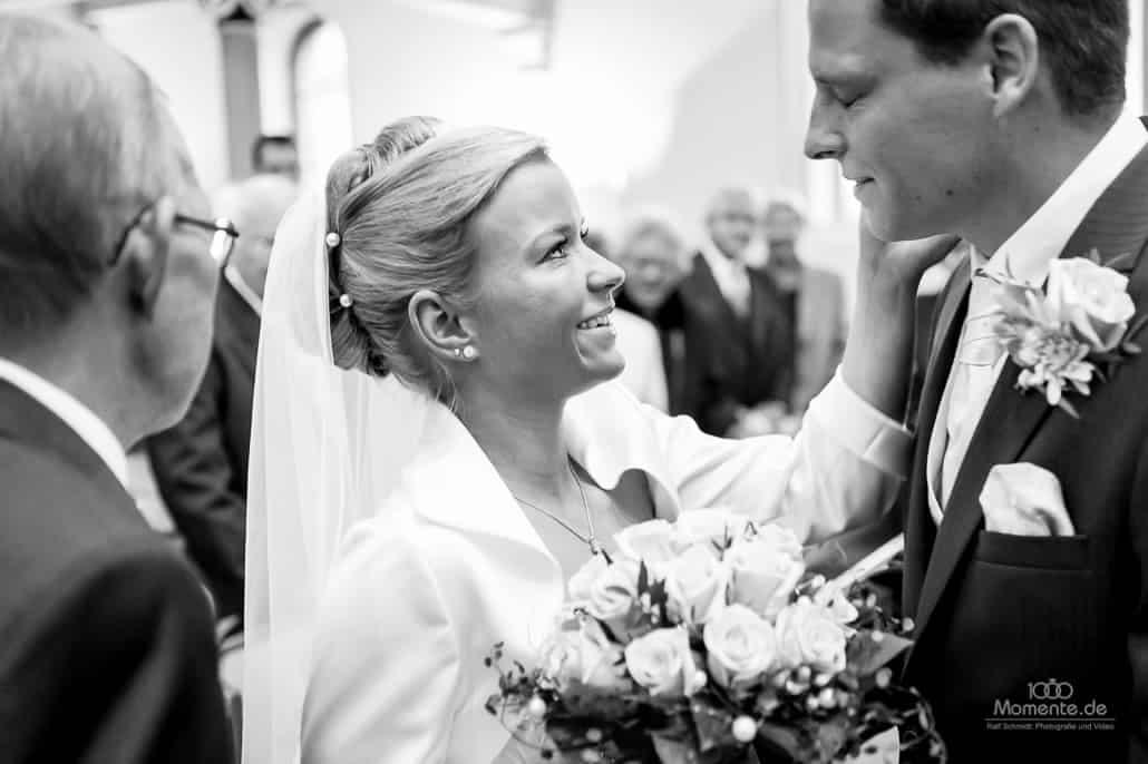 Hochzeitsfotograf Neuss immer im richtigen Augenblick dabei