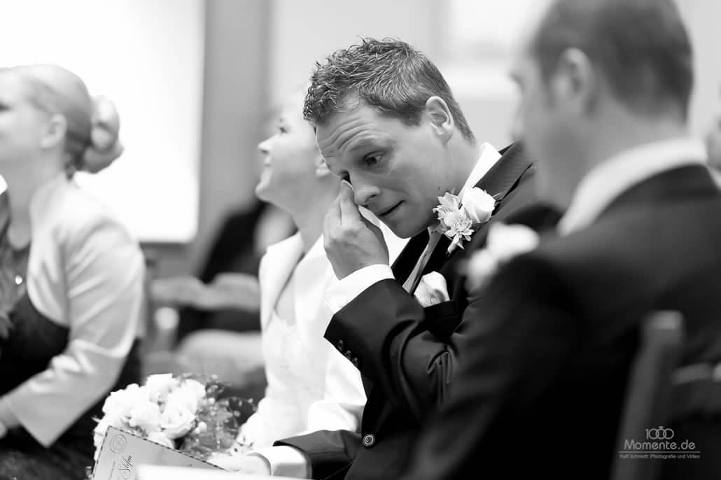 Hochzeitsfotograf Neuss mit gefühlvollen Momenten