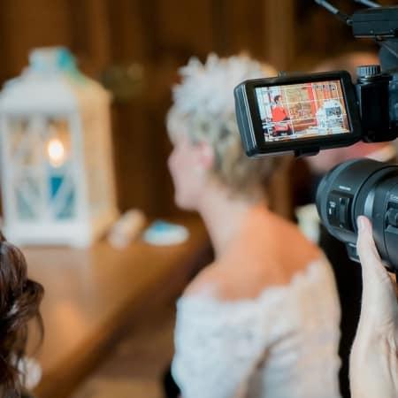 Hochzeitsvideos immer ganz nahe am geschehen