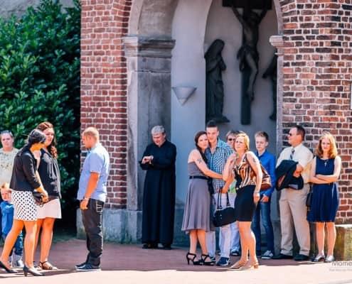Kloster Kamp Hochzeit