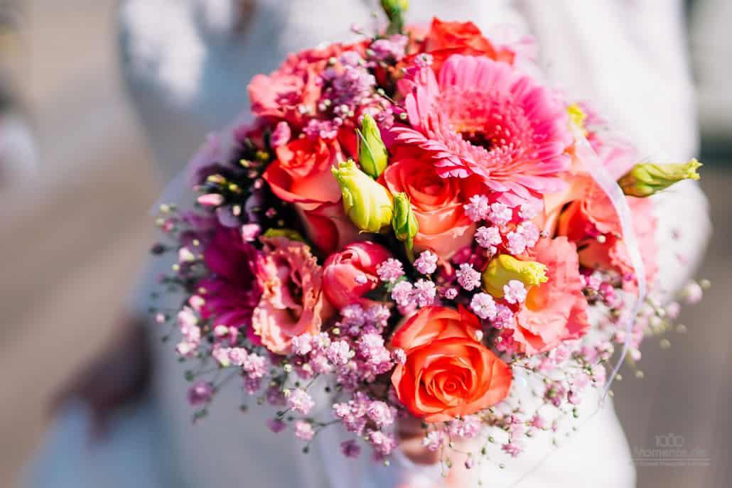 Dein Brautstrauß, wichtigstes Accessoires für deine Hochzeit