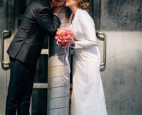 Brautpaarshooting Düsseldorf Altstadt