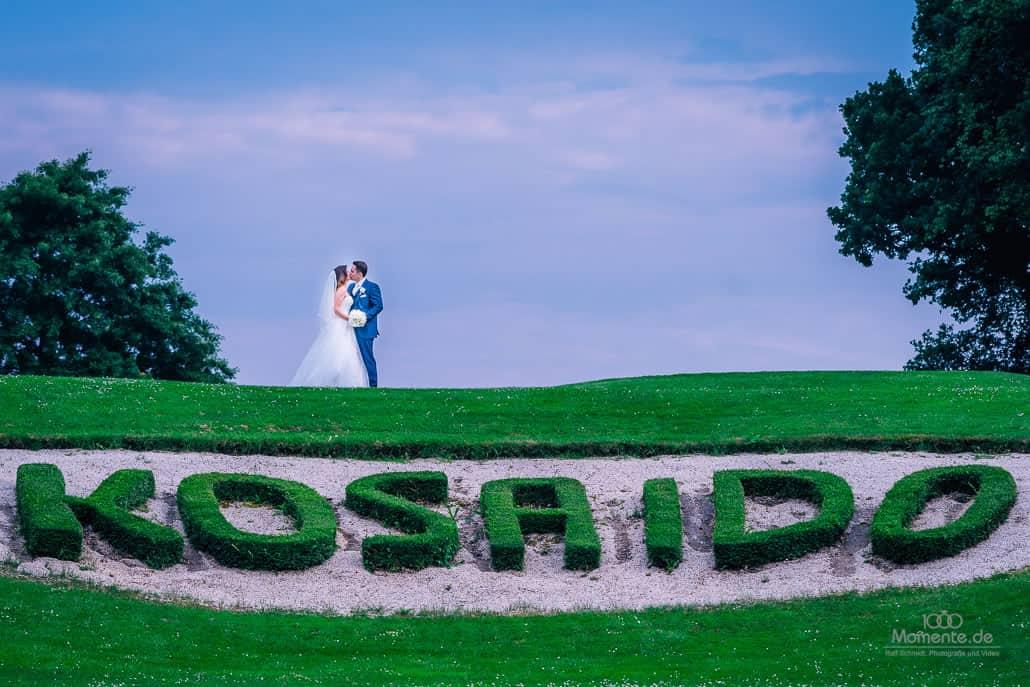 Als Hochzeitsfotograf im Kosaido Düsseldorf