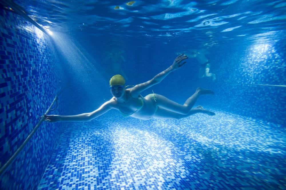 unterwasser Schwangerschaftsfotografie