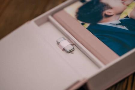 Preis Hochzeitsalbum mit USB-Stick