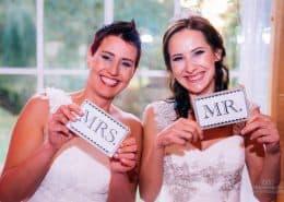 gleichgeschlechtliche Eheschließung