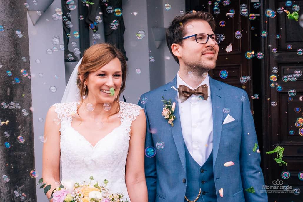 Hochzeit im Kloster Kamp