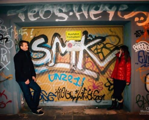Verlobungsshooting Köln