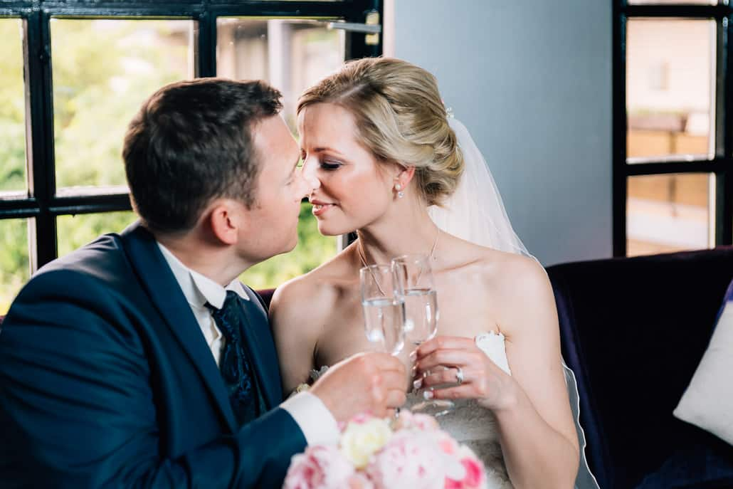 Hochzeit im Hotel Van der Valk in Moers