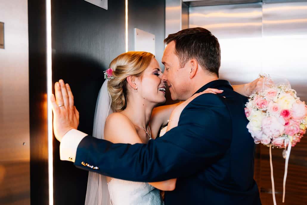 Hochzeitsfeier im Hotel Van der Valk in Moers