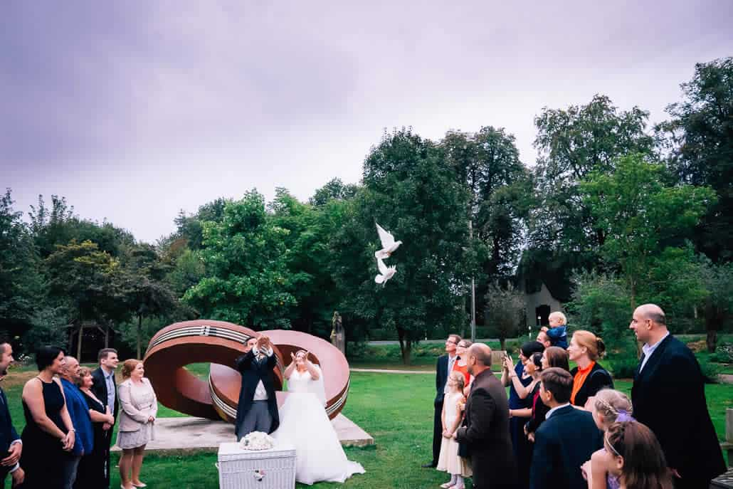 Heiraten im Landhotel Voshövel Schermbeck