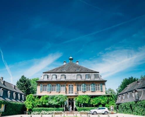 Hochzeit Schloss Eicherhof Leichlingen