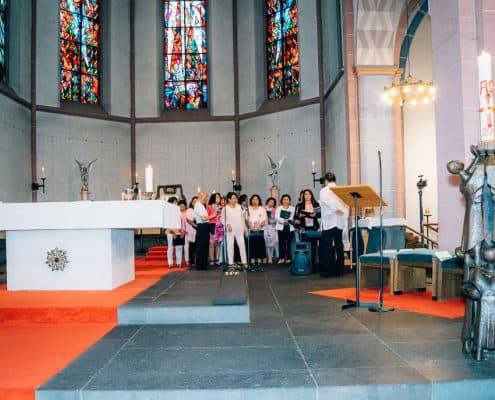 Philippinische Hochzeit Hotel van der Valk Moers