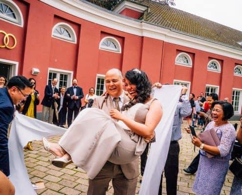 Heiraten im Schloss Oberhausen
