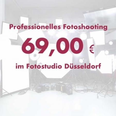 Fotoshooting im Fotostudio Düsseldorf