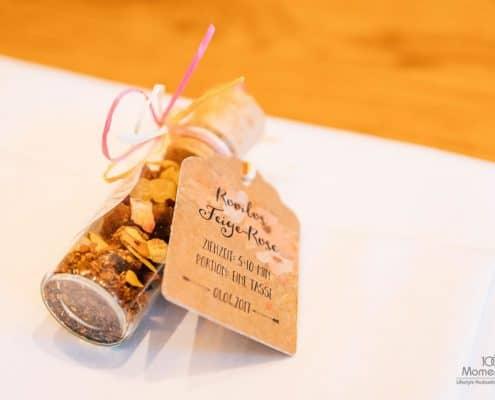 20 Ideen für Give-aways zu eurer Hochzeit