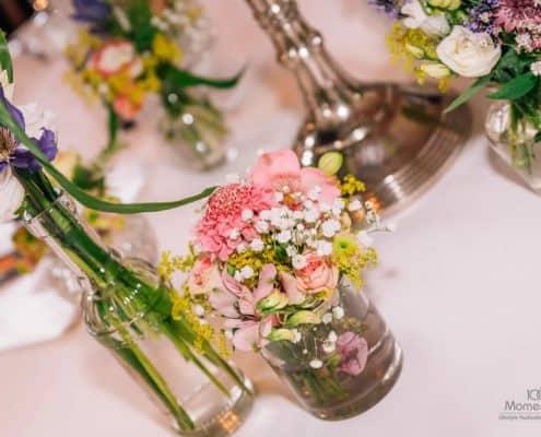 10 Tipps für deine gelungene Hochzeitsdekoration