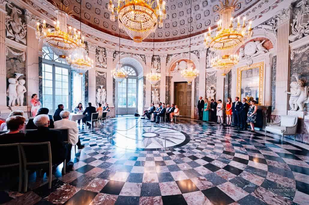 Hochzeitslocation Düsseldorf Benrath