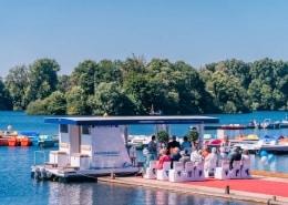 Standesamtliche Trauung Unterbacher See Düsseldorf