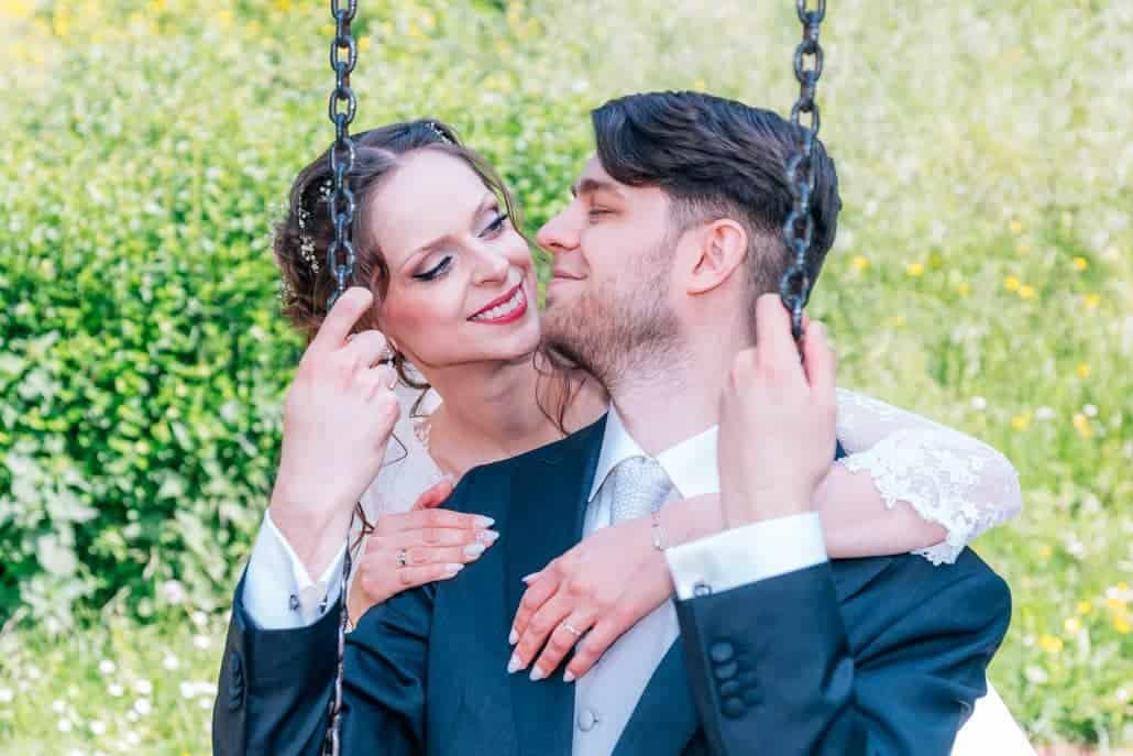 Hochzeit auf Schloss Burg in Solingen