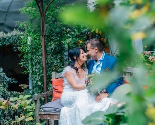 Brautpaarshooting LADÜ Düsseldorf