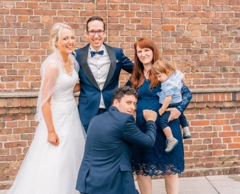 Empfang Hochzeit Lokschuppen Bottrop