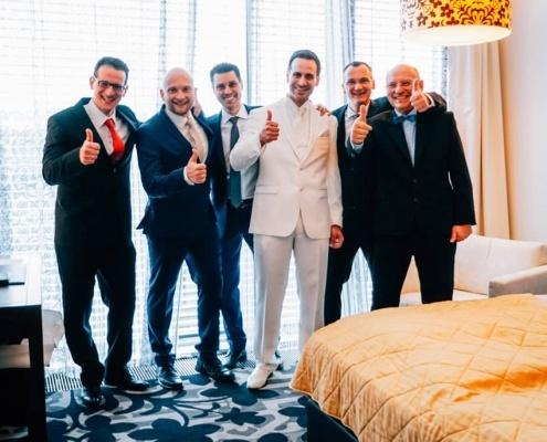 Hochzeit Kameha Grand Hotel Bonn