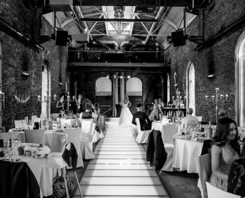 Hochzeit Lokschuppen Bottrop