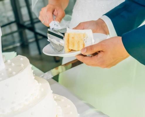 Hochzeitstorte Lokschuppen Bottrop
