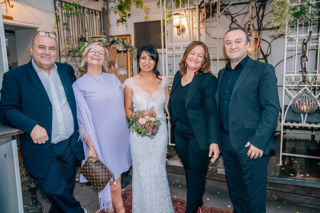 Impressionen der Hochzeitsfeier im La Dü Düsseldorf