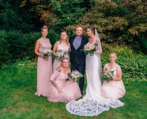 Brautpaarshooting im Schloss Borbeck